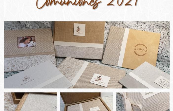 Catálogo COMUNIONES 2021 - NaturalBook¨